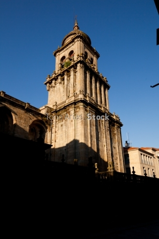 Catedral, Ourense, Galicia