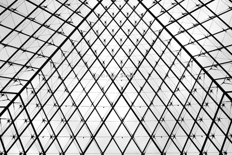 The Louvre national art museum